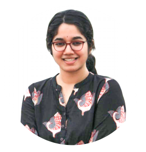 Ms. Amritha  Junior Research Associate